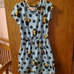 Girls lularoe Disney Mae dress